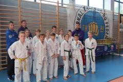 Międzywojewódzkie Mistrzostwa Młodzików, Juniorów Młodszych i Juniorów w Taekwon-do.