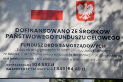 Oddanie do użytku ulic Jana Łosowicza oraz Cichej.