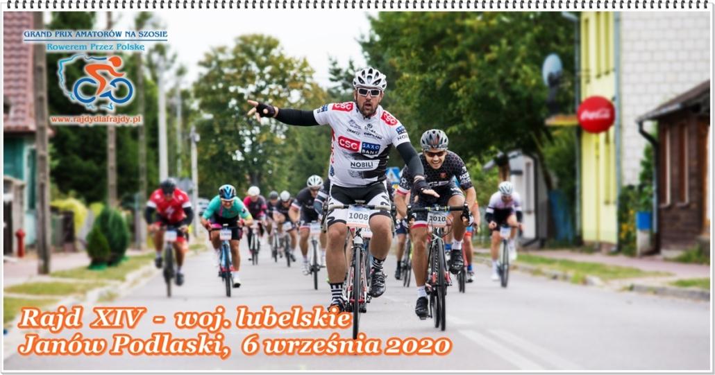 Rowerem przez Polskę