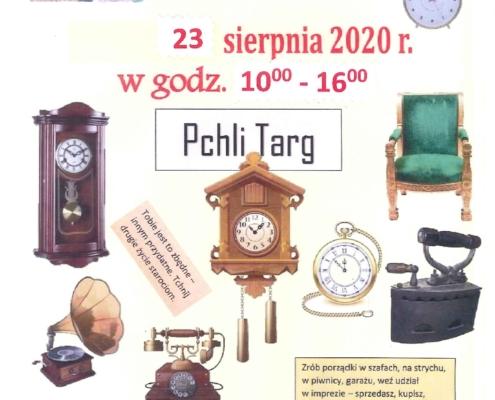 Pchli targ Janów Podlaski