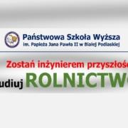 Rolnictwo PSW Biała Podlaska