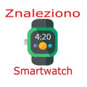znaleziono smartwatch