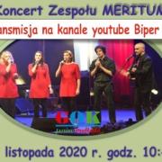 Koncert zespołu MERITU