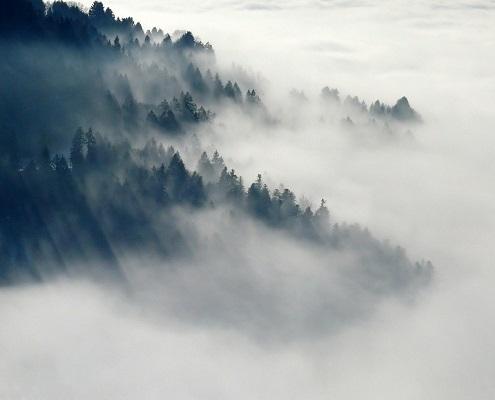Mgła ostrzeżenie
