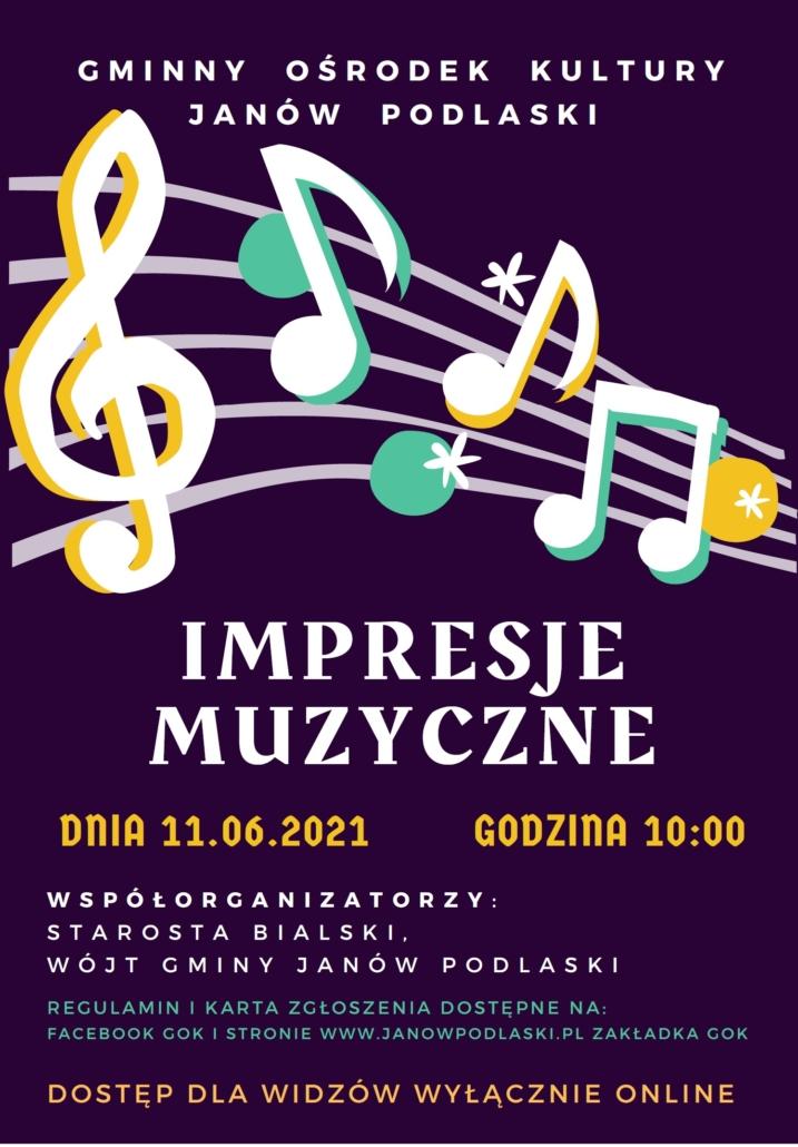 Impresje muzyczne 2021