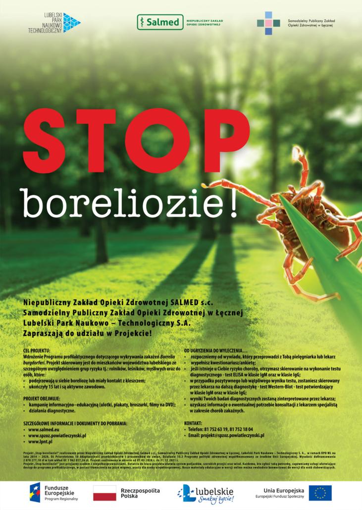 Stop Boleriozie