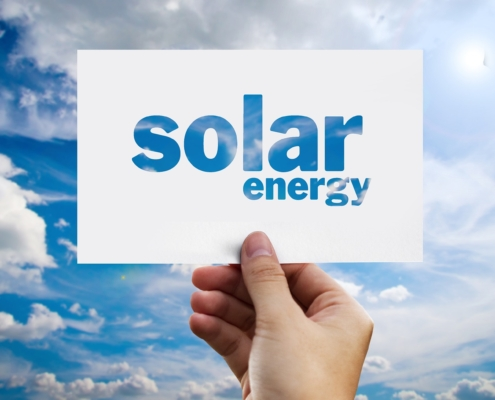 Enerigia ze słońca solary